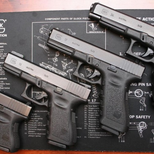 all glock models availiable