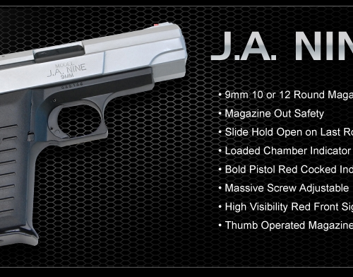 AAA Pawnbrokers of North Miami - Jimenez arms  380 pistol