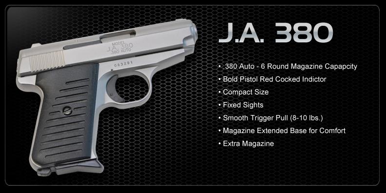 Jimenez arms  380 pistol $134 99